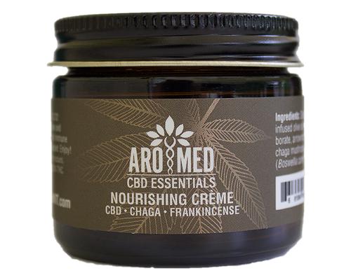 Nourishing Creme - CBD, Chaga and Frankincense