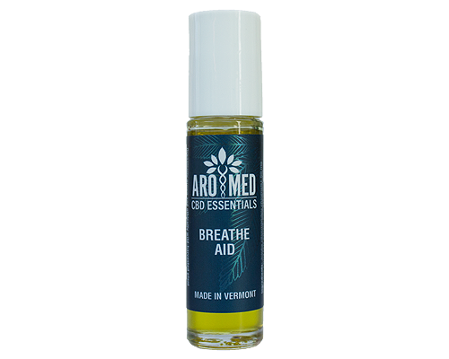 Breathe Aid - CBD Roll-On