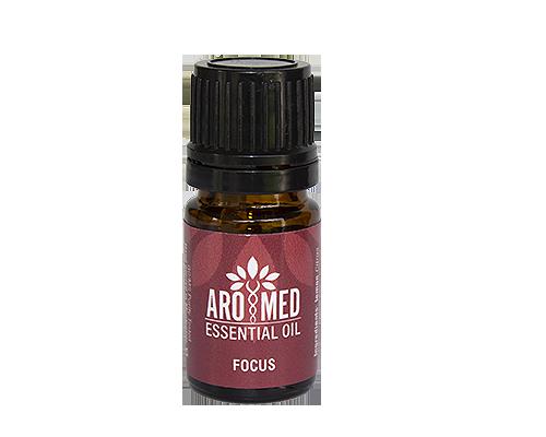 Focus - Essential Oil Blend
