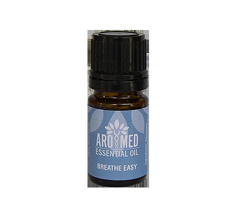 Breathe Easy - Essential Oil Blend