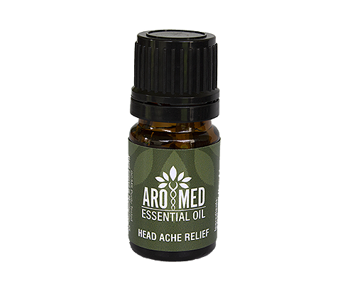 Head Relief - Essential Oil Blend