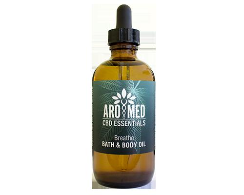 Breathe- CBD Bath and Body Oil