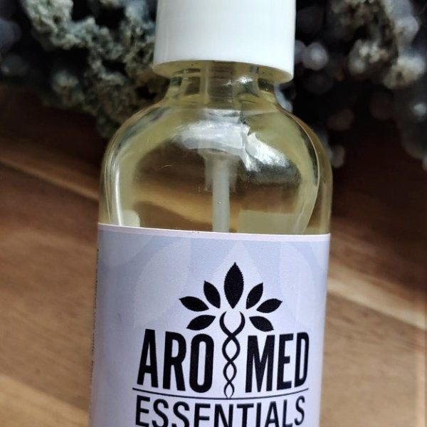 Hand Spray - 70% isopropyl and essential oils