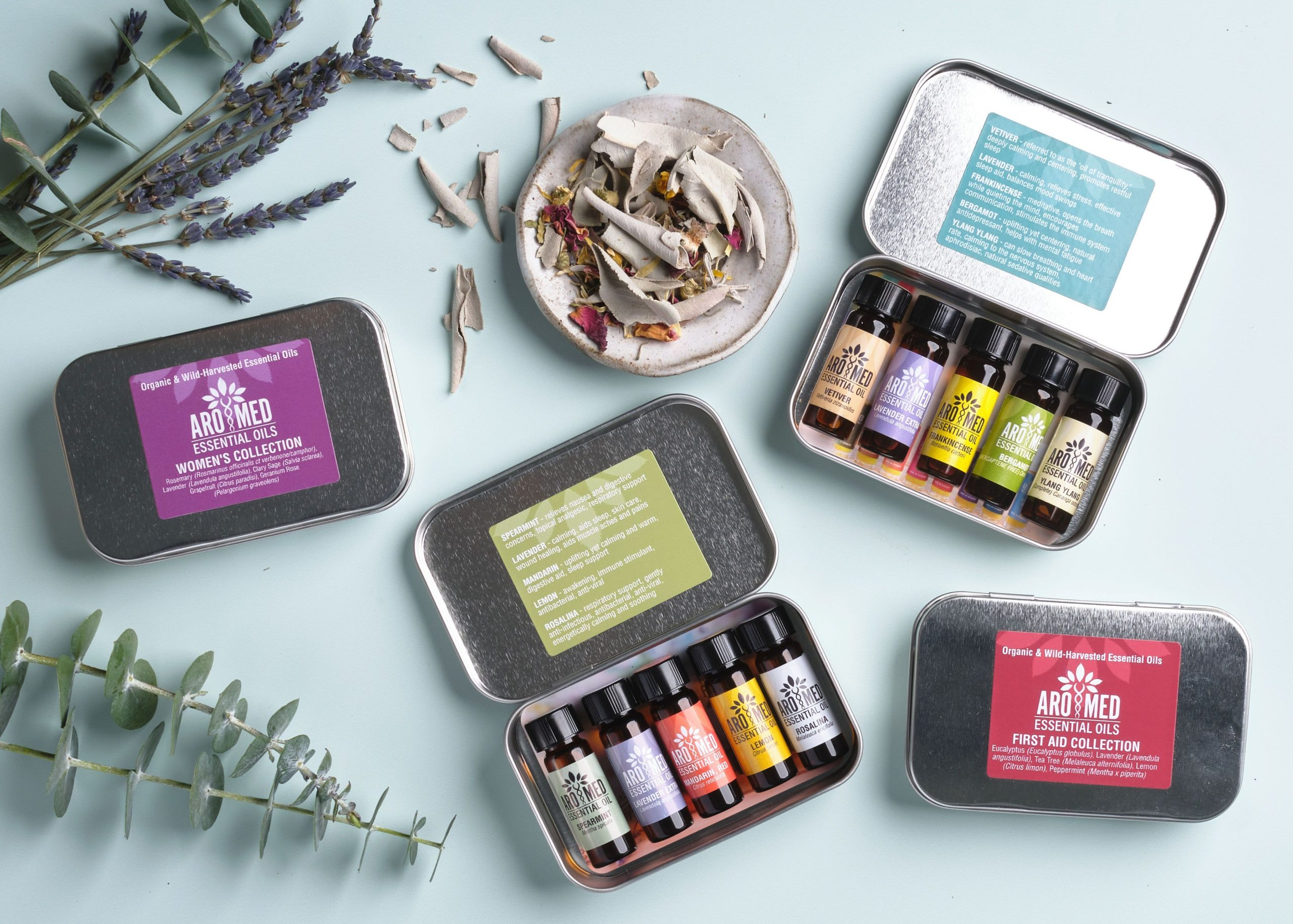 Essential Oils- Variety Collections